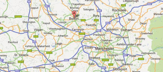 Welder in Bolton